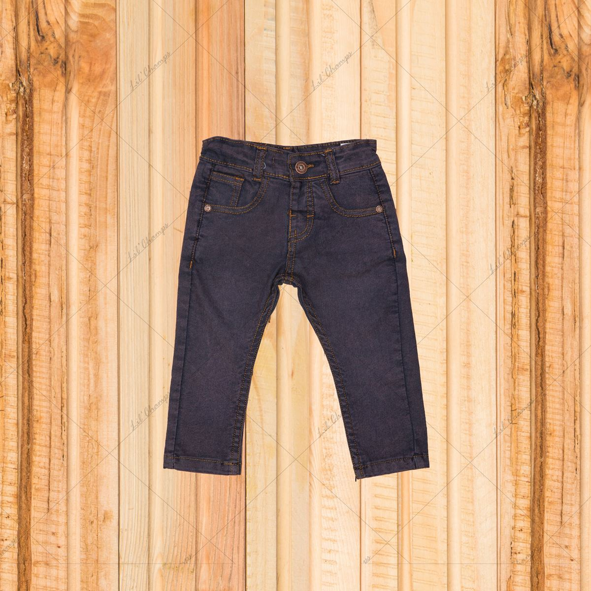 purplish-Denim For Infant Boys-Lilchamps