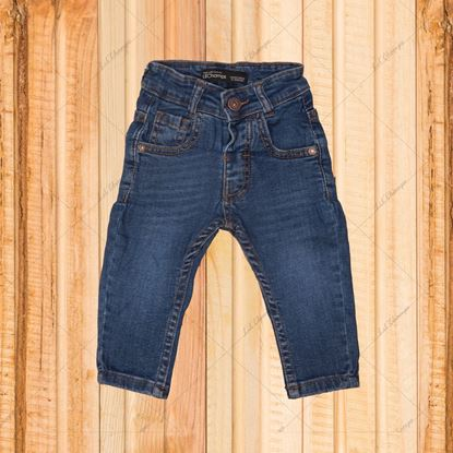 Medium Blue-Denim For Infant Boys-Lilchamps