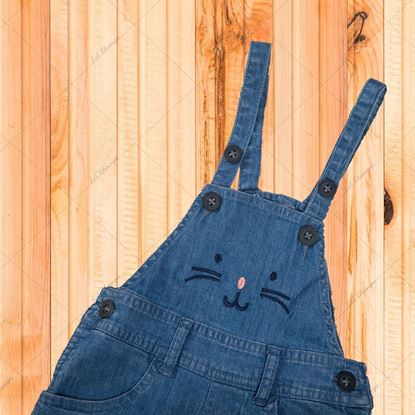 Denim Dungaree -Lilchamps