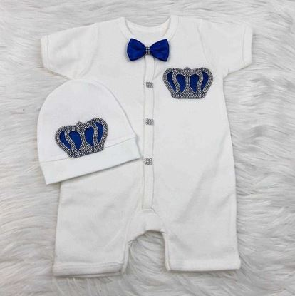 2 Pieces Romper Set for Baby Boys-Summer Collection-LilChamps