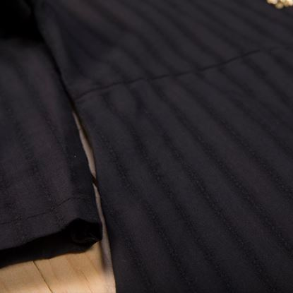 Overlap Style Top-Black - Lilchamps