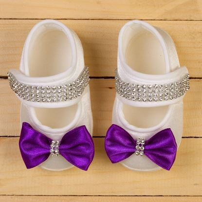 Infant & Toddler Shoes Purple -lilchamps