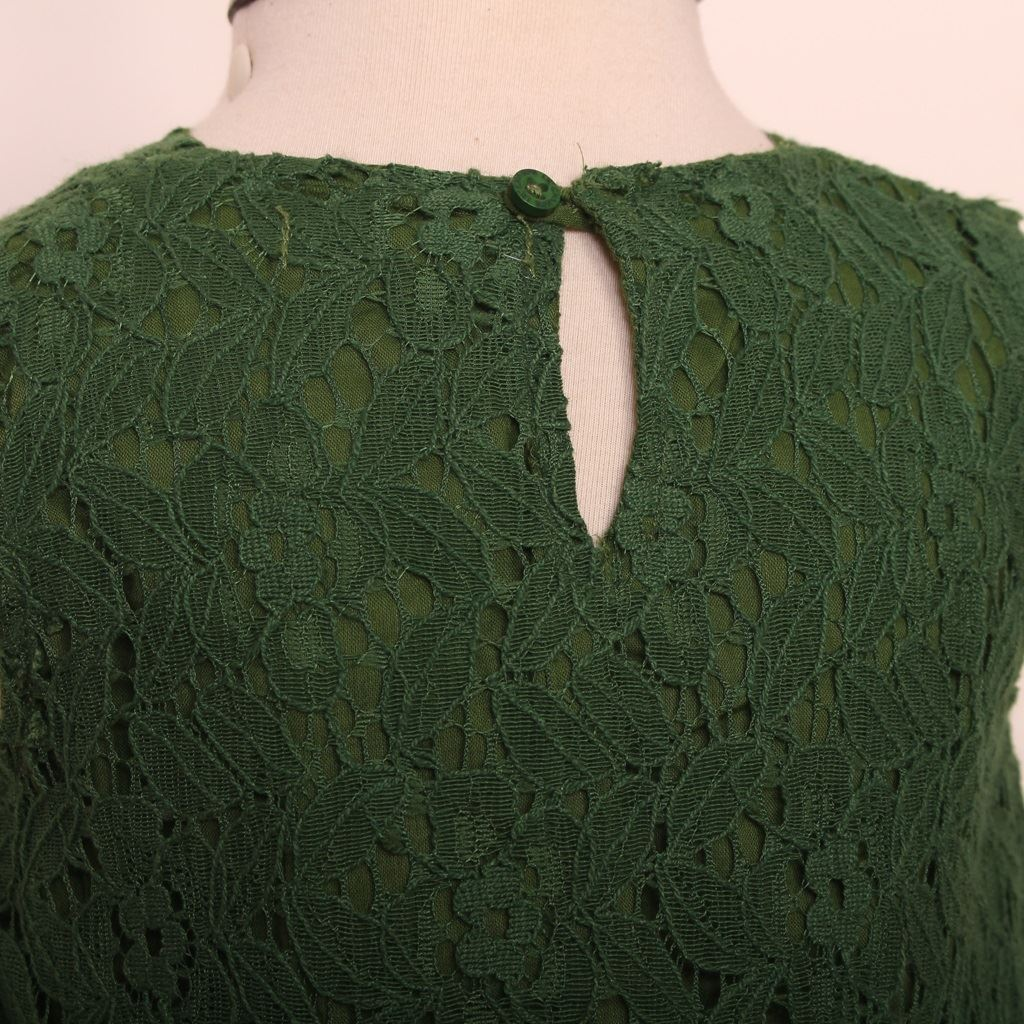 Net Tulip Top-Green-Back-Lilchamp's