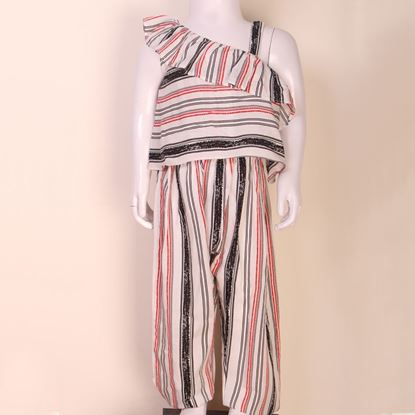 Jumpsuit for Girls-Front-Lilchamps