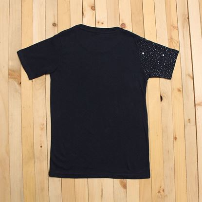 space t-shirt for boys-Back-lilchamps