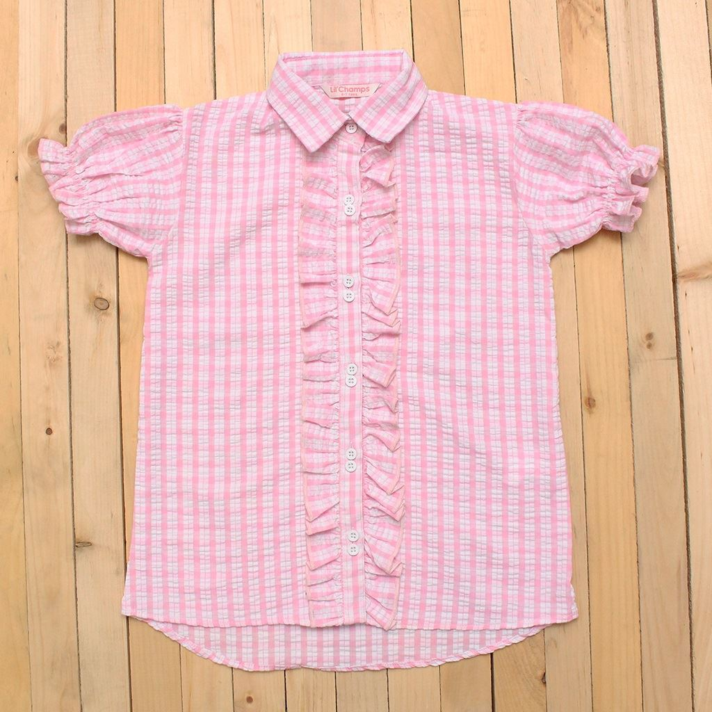 Girls's shirt-lilchamps