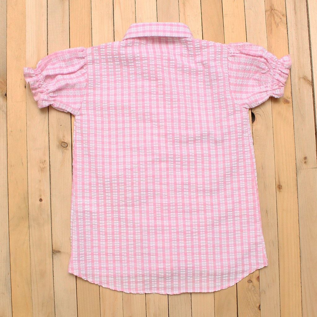Girls's shirt-Back-lilchamps