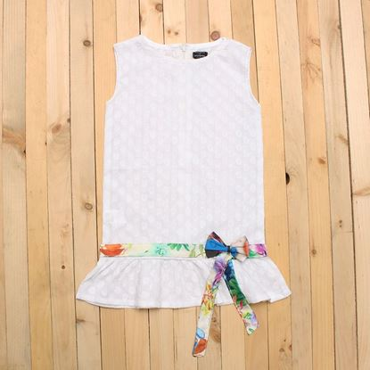 Chickenkari Top for baby girls-lilchamps