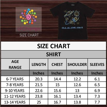 size chart-lilchamps