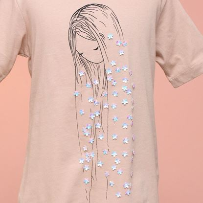cute graphic shirt for girls-lilchamps