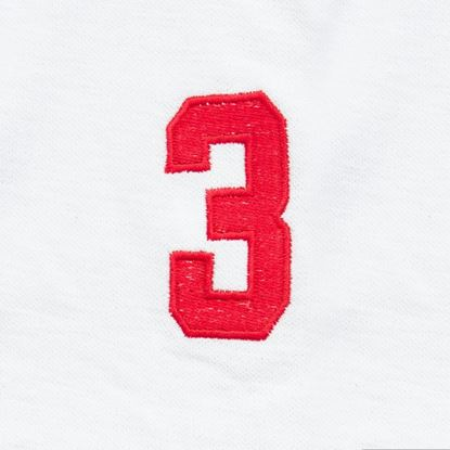Left Number -Color Block Polo