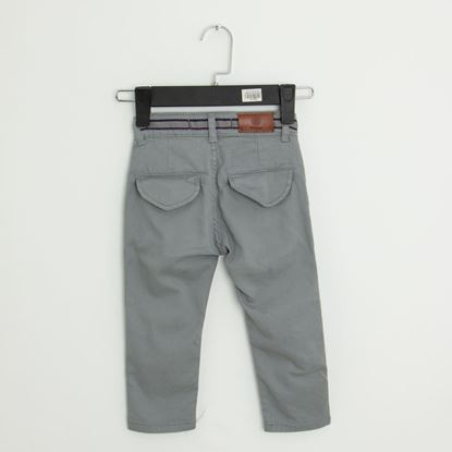 Back-GreyTwill Pants
