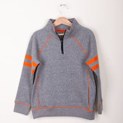 mock neck/ sweat shirt for boys-lilchamps
