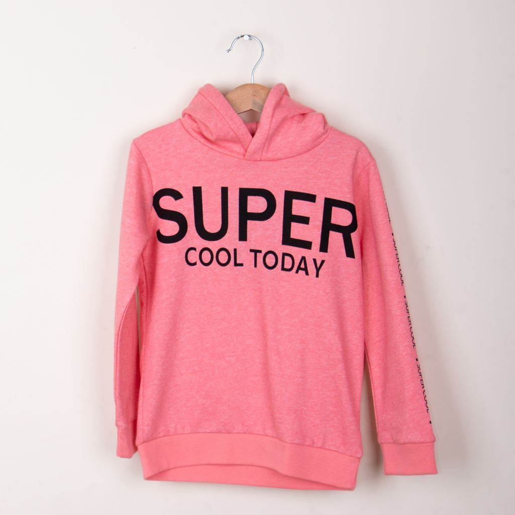 Pullover hoodie for girls by lilchamps