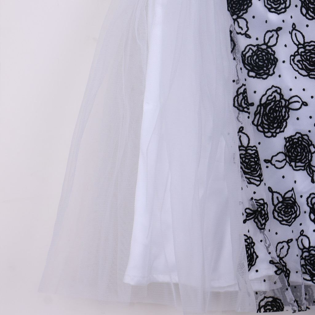 Party wear frock for girls by lilchamps