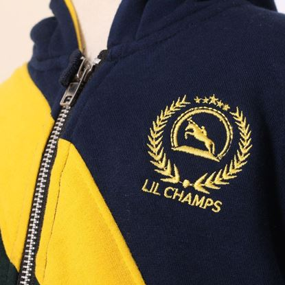 Fleece Hoodie for boys by lilchamps