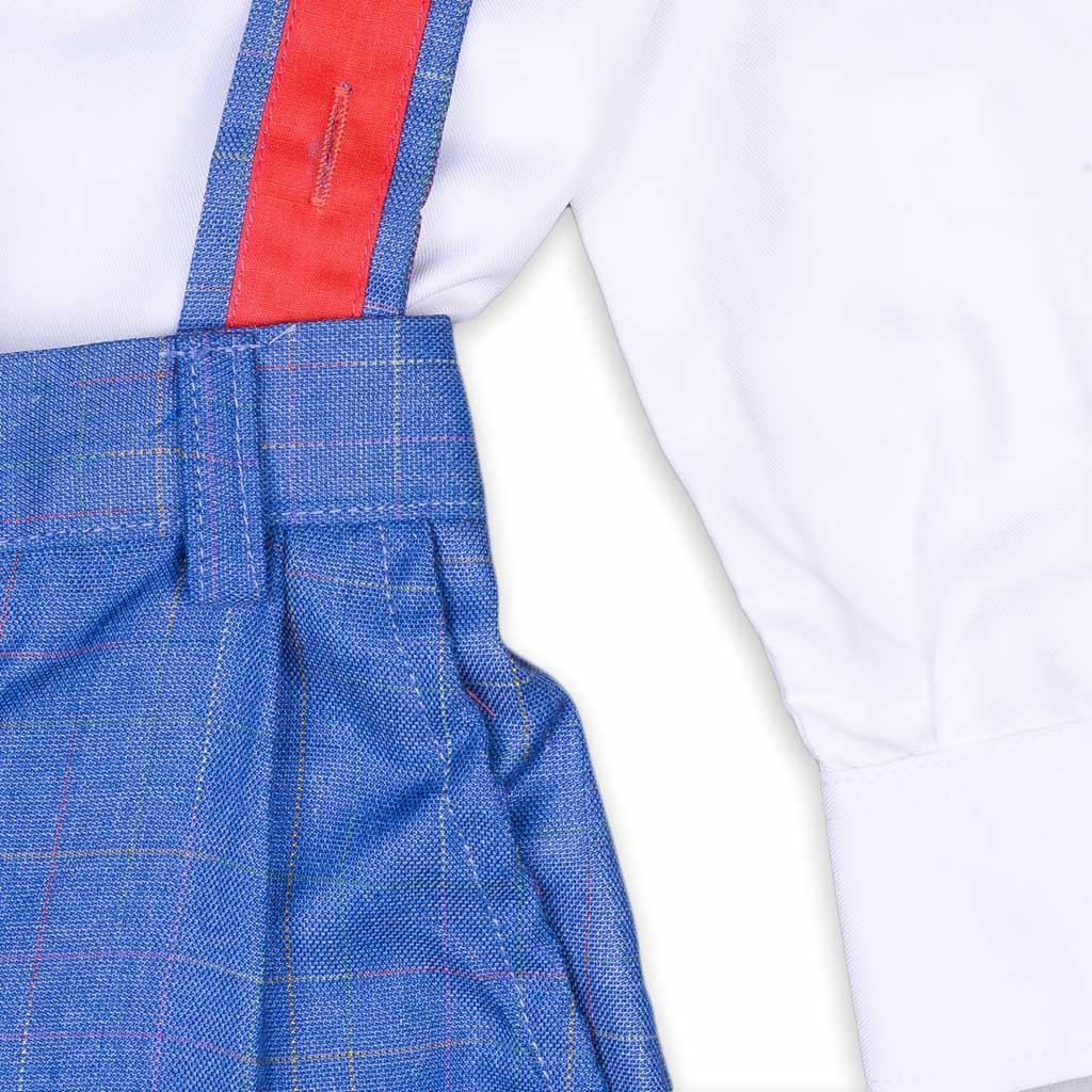Gallic style formal dress for boys by lilchamp's