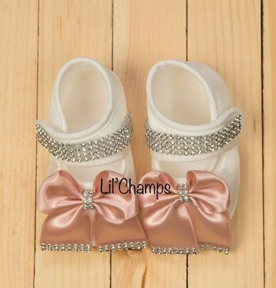 Infant & Toddler Shoes Teapink - lil'champs