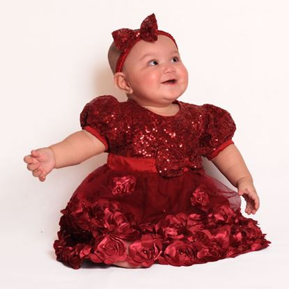 Birthday/Party wear frock for girls by lilchamp's
