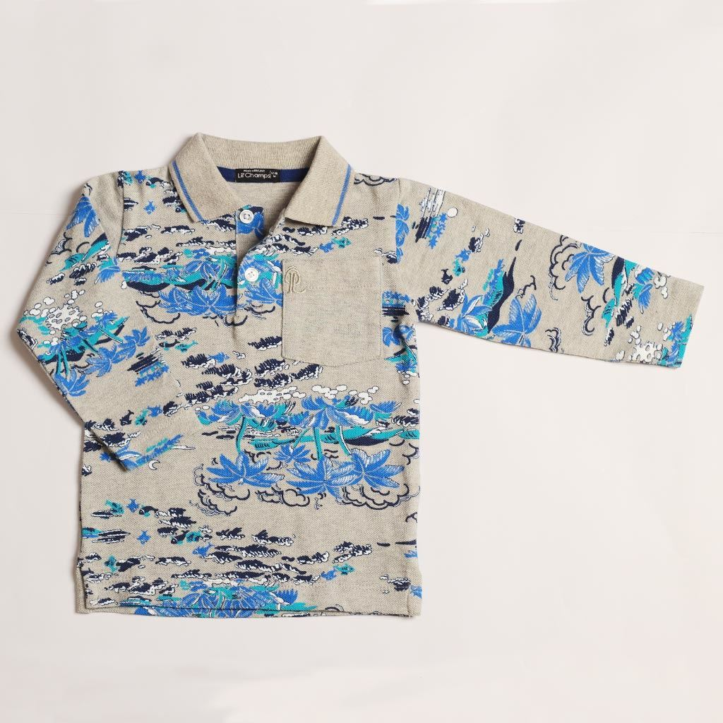 polo shirt for boys by lilchamps