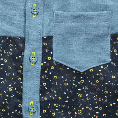 Corduroy shirt for boys by lilchamps