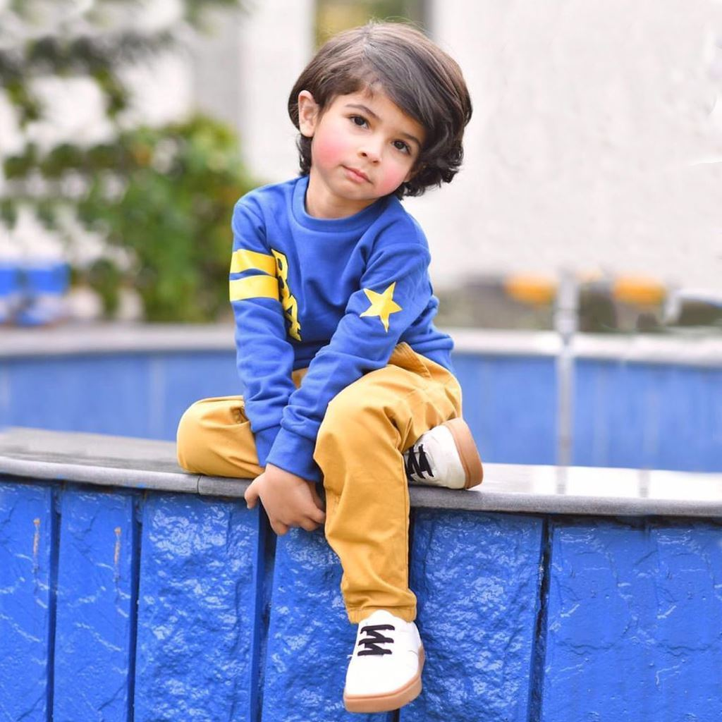 Sweatshirt for boys by lilchamps
