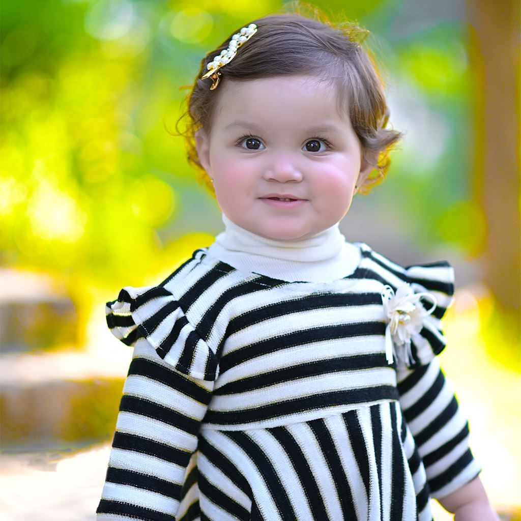 cute winter dress for girls by lilchamps