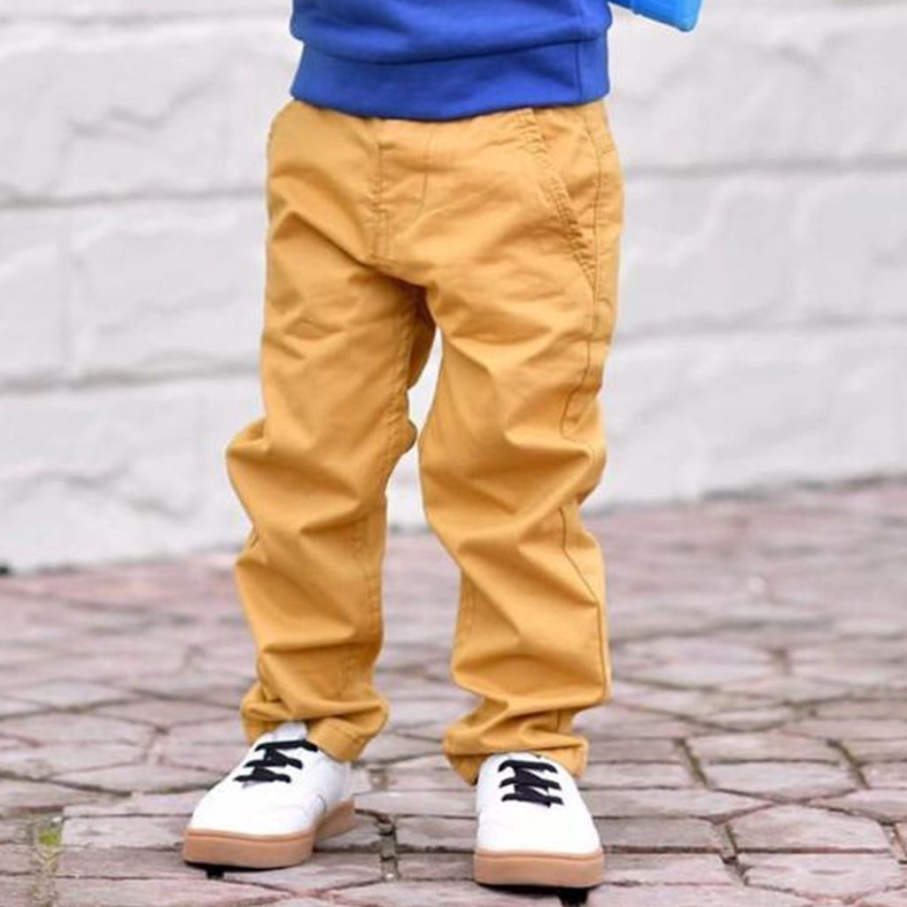 chino/ twill pants for boys by lilchamps
