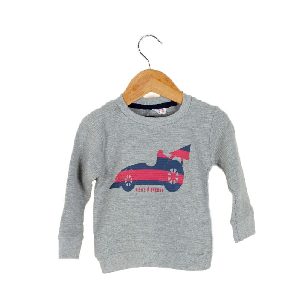 Racing car Sweat shirt for boys by lilchamps