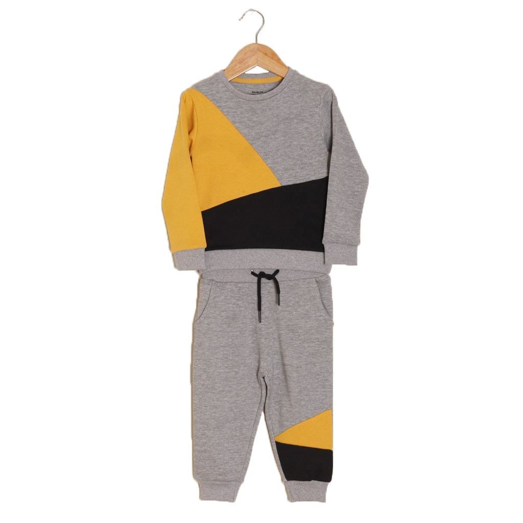 2 piece Sweat shirt and trouser set by lilchamps