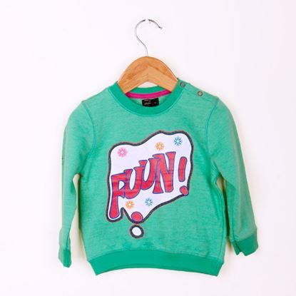 Sweat shirt for girls-lilchamps
