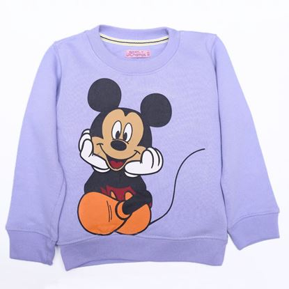 micky mouse sweatshirt for girls by lilchamps