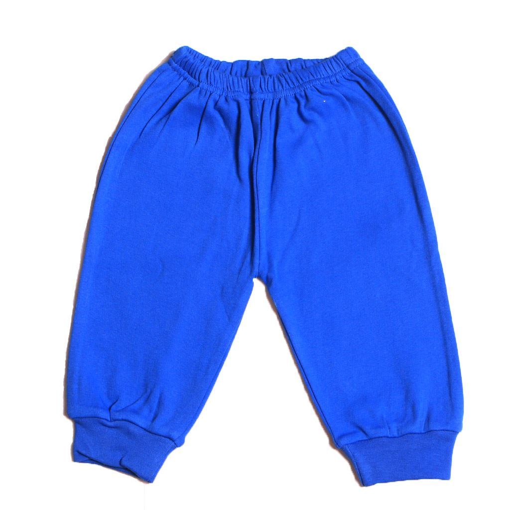 Two Pieces Set For Infants-Royal Blue