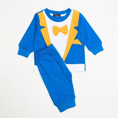 Jersey tuxedo for little boys by lilchamps
