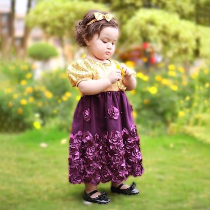 fairy frock for girls by lilchamp's