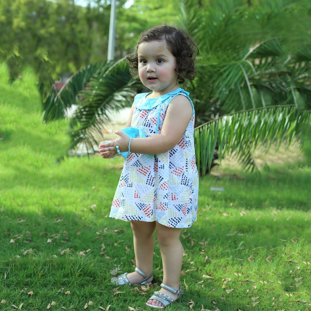 lawn dress for baby girls-lilchamps
