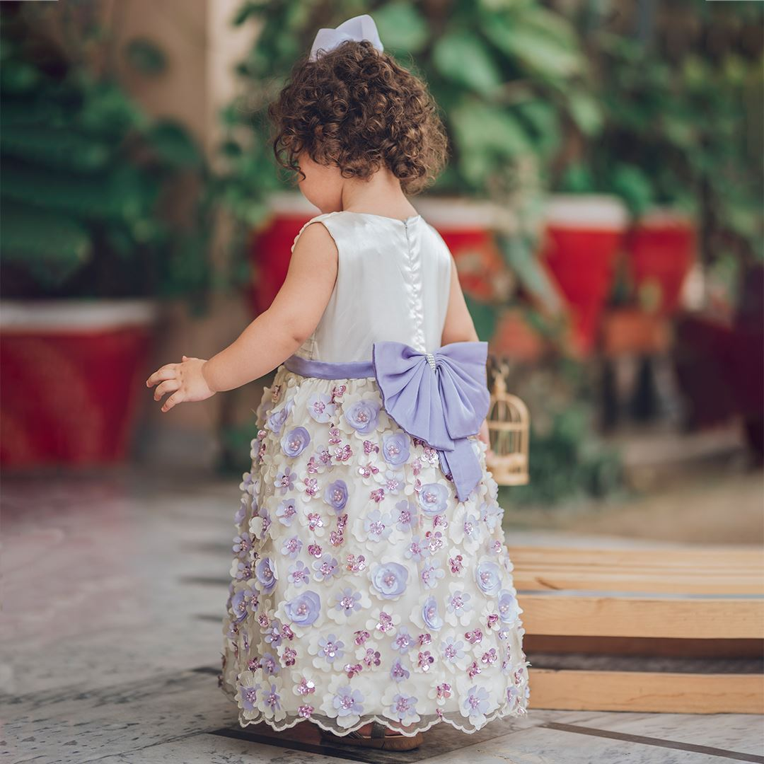 Pixi Dust Frock for Girls-lilchmaps